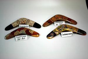 22 inch Boomerang