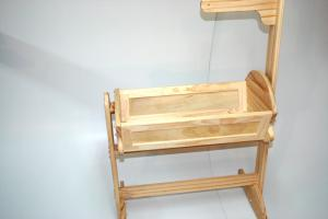 Baby Cradle with Stand