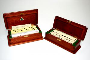 Dominoes in Box