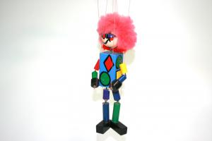 Puppet - Clown