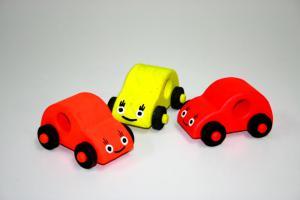 Fluro Car