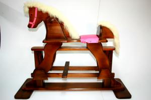 Tuffa Horse Large Deluxe Dark