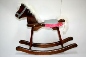 Tuffa Horse Small Deluxe Dark