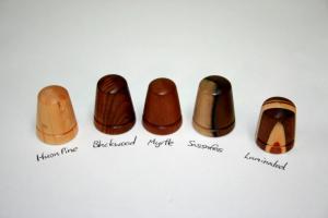 Thimble - Wood
