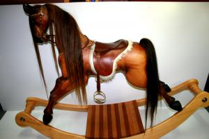 Terry Horse - Large Bow Rocker
