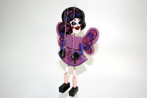 Puppet - Purple Fairy