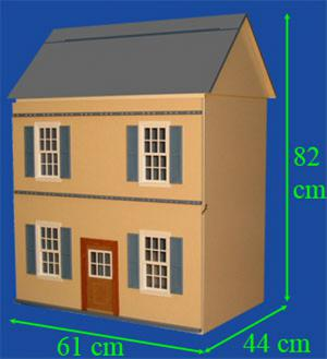 Leafield Doll House