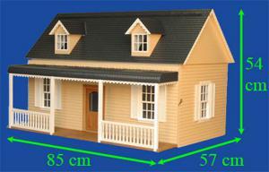 Homestead Doll House
