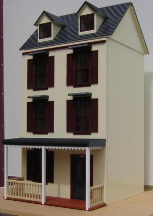 Townhouse Doll House