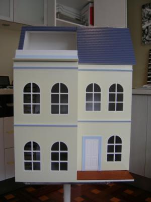 Beach House Doll House