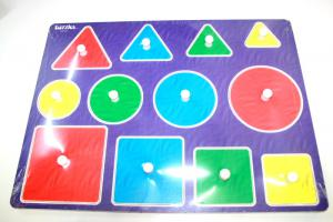 Shape Sequencing Puzzle