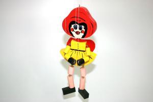 Puppet - Little Red Riding Hood
