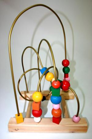 Bead Frame - 4 Wire