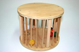 Rolling Rattle Seat