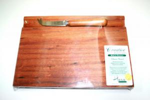 Blackwood Board and Knife