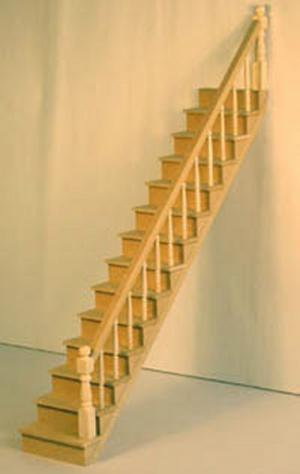Doll House Parts - Staircase Pack