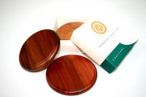 Blackwood Coaster Set