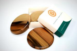 Sassafras Coaster Set