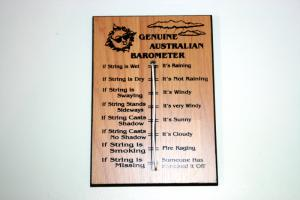 Australian Barometer