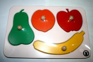 Fruit with Knobs