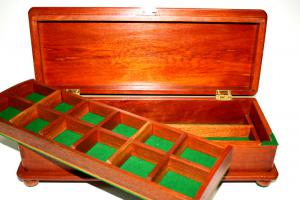 Jewellery Box - Rosewood
