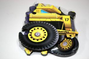 Dump Truck Puzzle