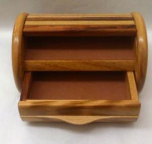 Roll Top Jewellery Box 14