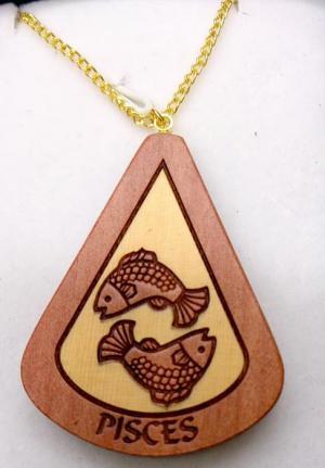 Zodiac Pendant - Pisces