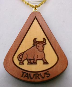 Zodiac Pendant - Taurus