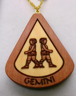 Zodiac Pendant - Gemini