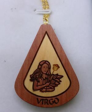 Zodiac Pendant - Virgo