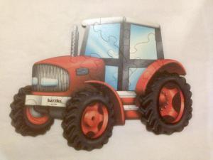 Tractor Floor
