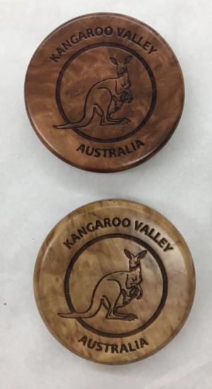 Kangaroo Magnet