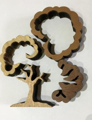 Season tree puzzle