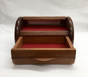 Cedar Roll Top